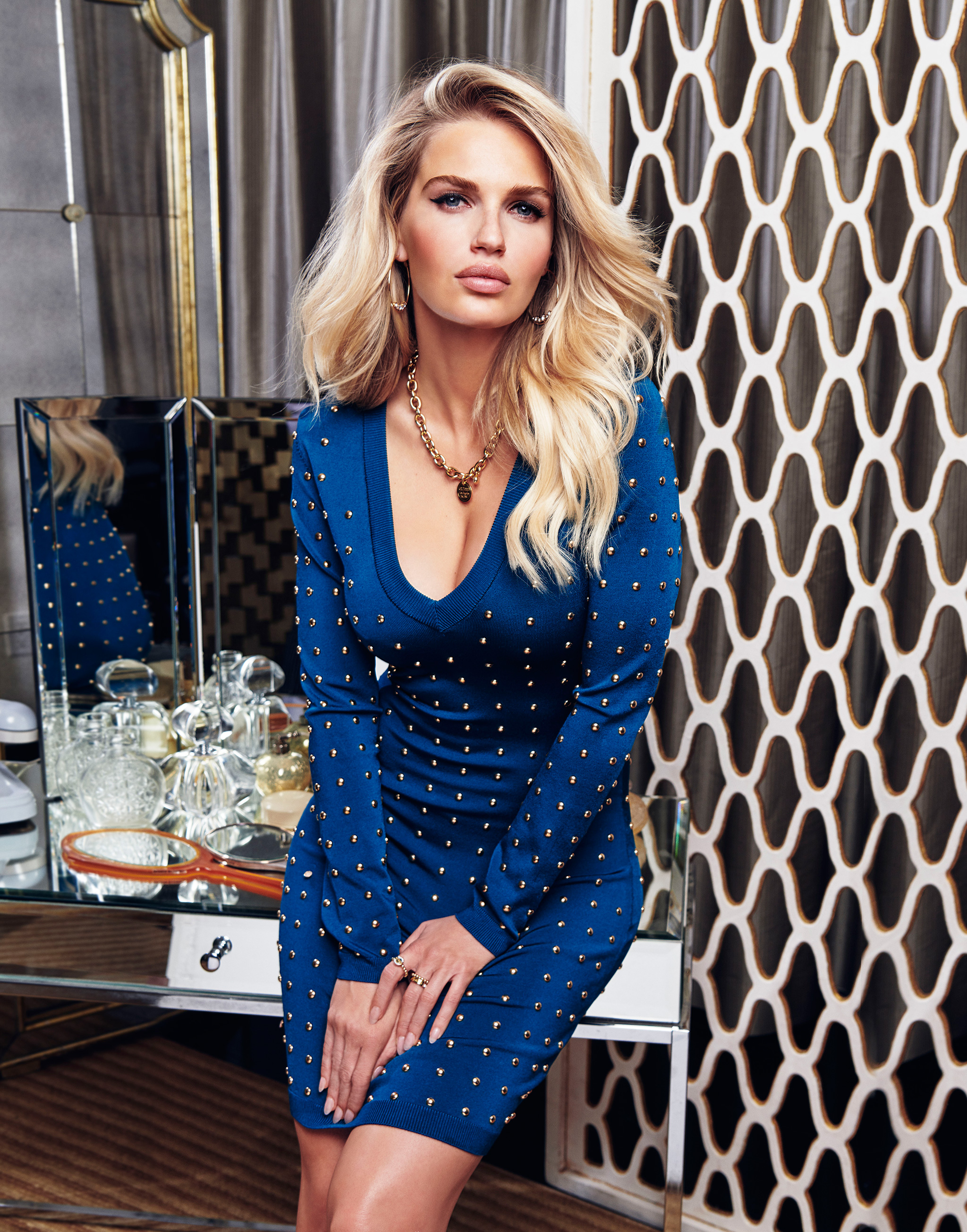 Marciano Los Angeles Unveils The Fall 2018 Collection And