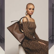 FENDI Presents the New Women's Fall/Winter Collection Ad Campaign