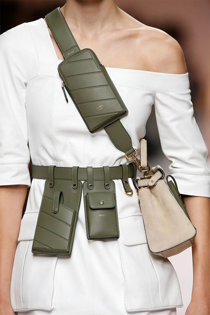Fendi Spring Summer 2019 Collection - Fashion Trendsetter aa88bf053b93f