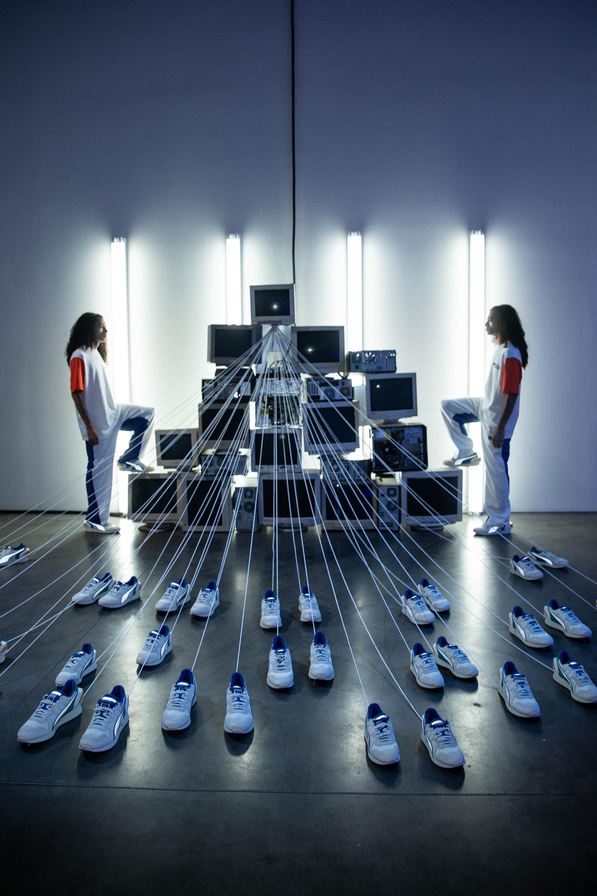 Puma And Ader Error Futro Debut Collection Fashion