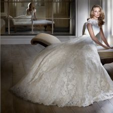 Caroline Castigliano's 'Power of Love' Bridal Collection