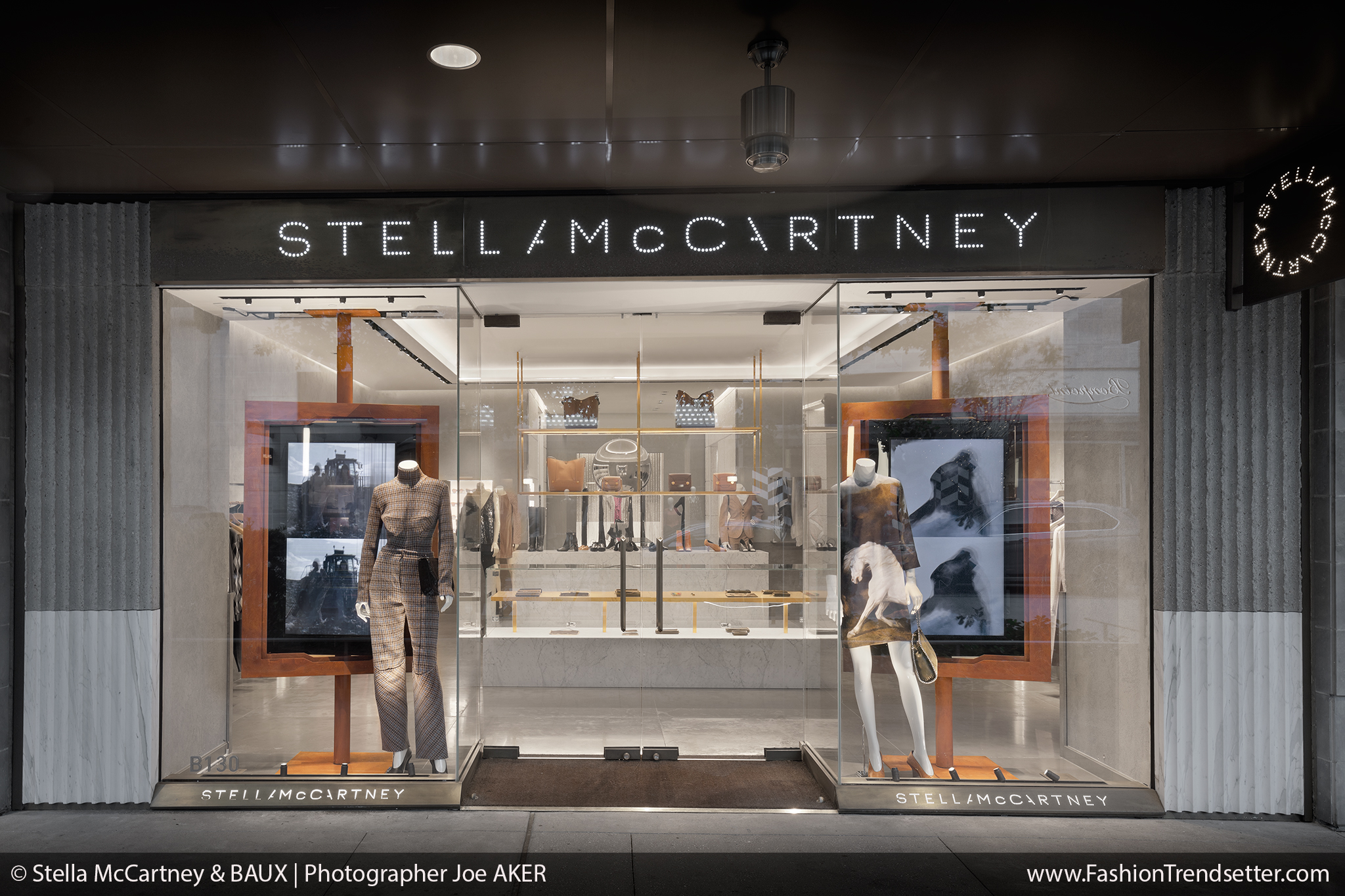 BAUX & Stella McCartney: Beautiful Sustainable Design
