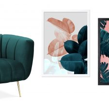 Live for Living Coral with Cult Furniture