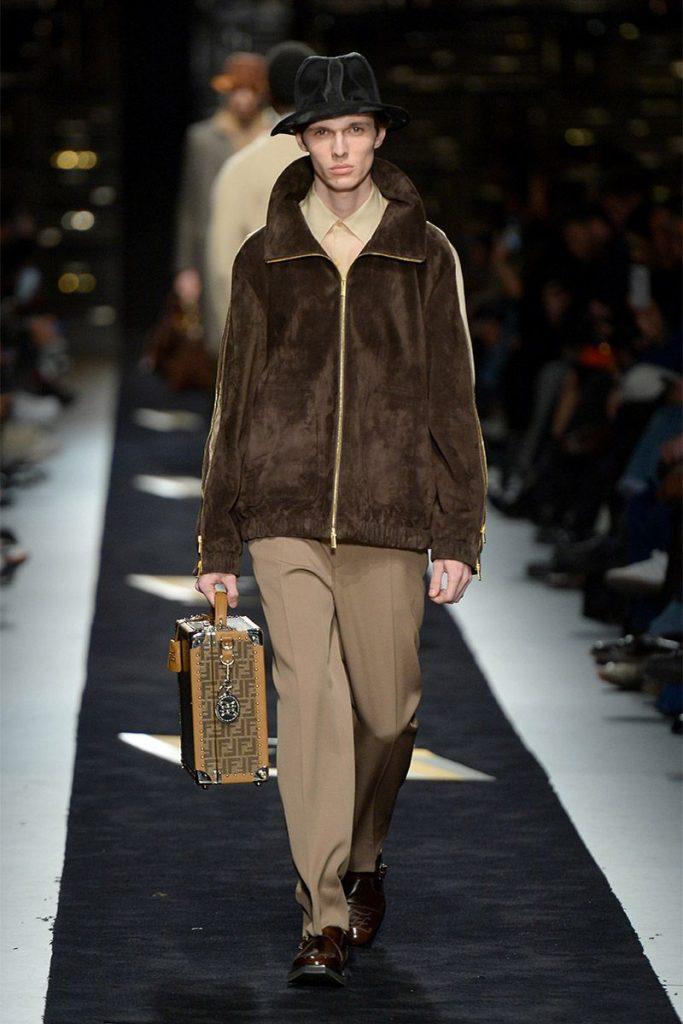Fendi Menswear Collection Fall/Winter 2019/2020 ‹ Fashion ...