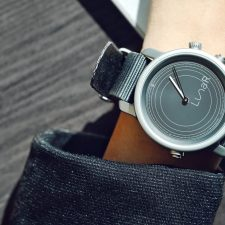 LunaR Hybrid Mechanical Smartwatch