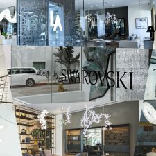 Swarovski Unveiled 'The Brilliance Of Design'
