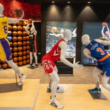 Tissot's New Basketball Concept Store in New York City