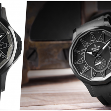 The Corum Admiral 42 Gets a Dark Twist