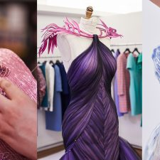 Zac Posen x GE Additive x Protolabs Unveiled Breathtaking 3D Printing Collaboration at the Met Gala