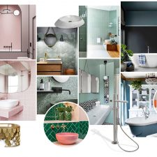 Bathroom Trends 2019: Maison Valentina Presents the Perfect Hues You Can't Miss