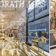 Pat McGrath's New Beauty Counter at Selfridges Oxford Street