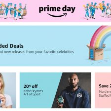 Amazon is Delivering Star-Studded Deals for Members on Prime Day