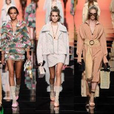 Fendi Spring/Summer 2020 Womenswear Collection