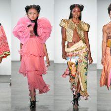 MRHUA MRSHUA by NiuNiu Chou Spring/Summer 2020