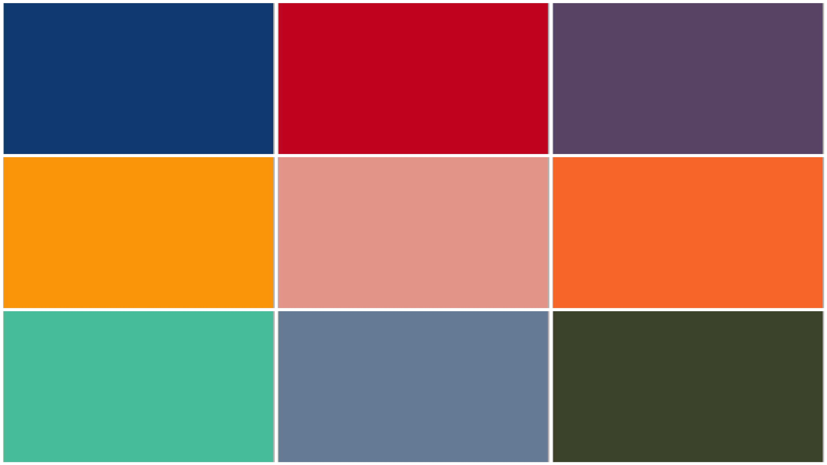 Color Trends 2020 Fashion.Pantone Fashion Color Trend Report Spring Summer 2020 New