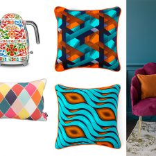 Interior & Design Trends: Pattern Love