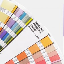 Pantone GP1601A Formula Guide Supplement – 2019 Edition