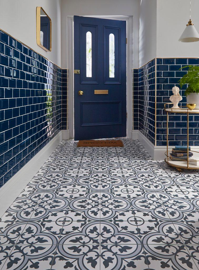 Interior Design Inspiration Pantone 19 4052 Classic Blue
