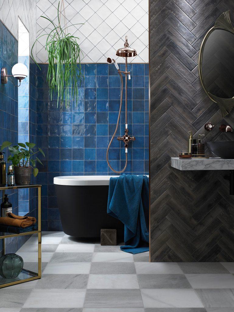 Interior Design Inspiration: Pantone 19-4052 Classic Blue ...