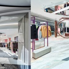 Virgile+Partners Completes Multiple Design Projects Within Harvey Nichols' UAE Flagship Store in Dubai