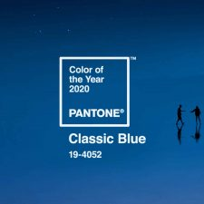 Pantone Color of the Year 2020: PANTONE 19-4052 Classic Blue