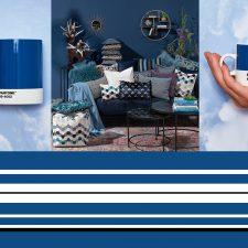 Color Trend Inspiration: PANTONE 19-4052 Classic Blue
