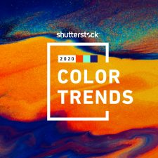 Shutterstock's 2020 Color Trends Report