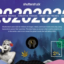 Shutterstock Announces Top Creative Trends for 2020