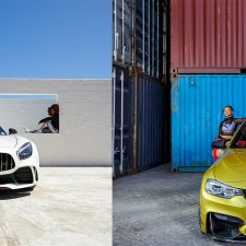 Puma Mods Your Bodykit with Their Latest Apparel Collection with BMW and Mercedes