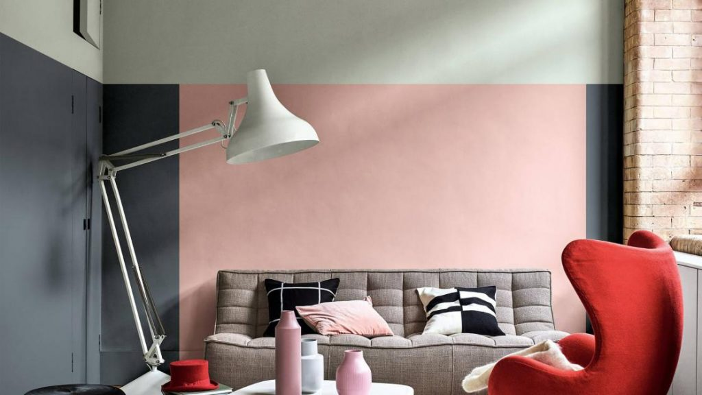 #2 A Home for Play - Dulux color experts have chosen Tranquil Dawn™, a color inspired by the morning sky, to help give homes the human touch.