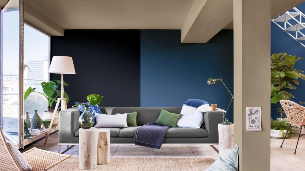 #4 Earth Colors - Dulux color experts have chosen Brave Ground™, a bolstering shade that connects back to nature and the simple things.