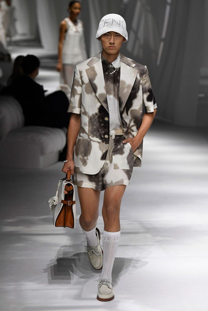 FENDI Women's and Men's Spring/Summer 2021 Runway and Accessories Collections.