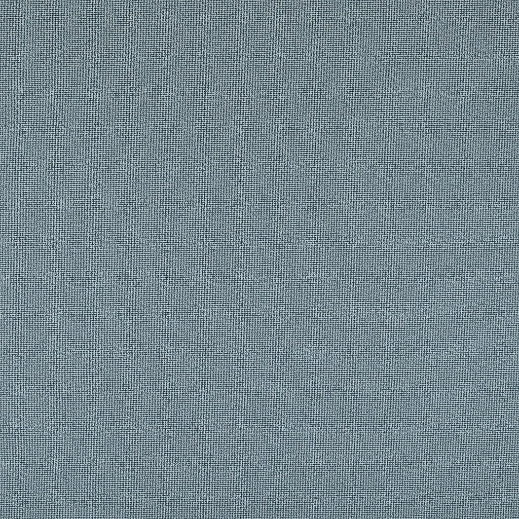Mehari Linen Effect Flat Weave Semi Plain Upholstery Fabric In Blue Color
