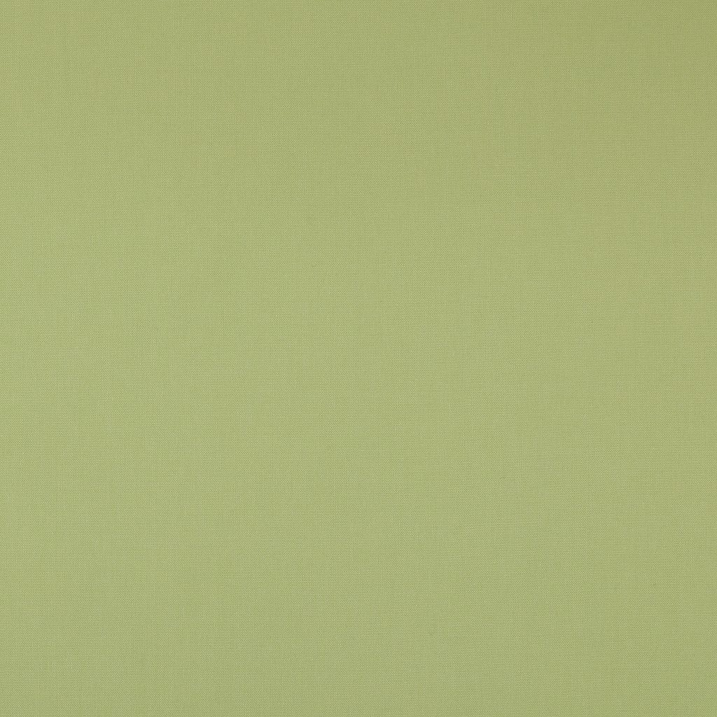 Wiltshire Plain Poly Cotton Flat Weave Upholstery Curtains Fabric In Lime Green Color
