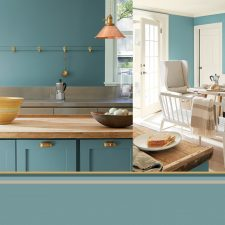 Benjamin Moore Color of the Year 2021: Aegean Teal