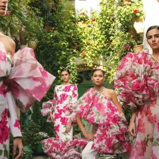 Juana Martin Spring/Summer 2021 Couture Collection in Collaboration with UNESCO