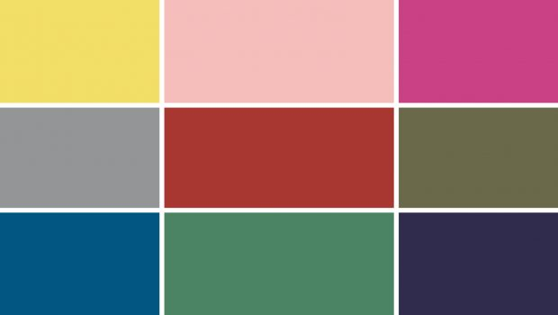 Pantone® Fashion Color Trend Report Autumn/Winter 2021/2022 Colors.