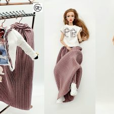 Realistic Fashions for Collectable Miniature Dolls by gtGdollwear