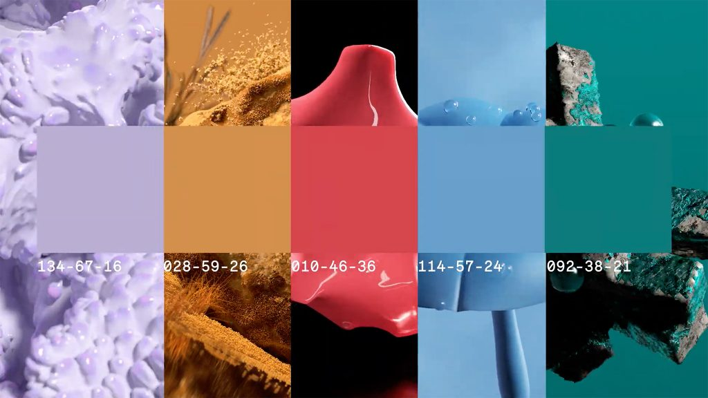 WGSN x Coloro - The Key Colors for Spring/Summer 2023. (Photo courtesy of WGSN & Coloro via YouTube)