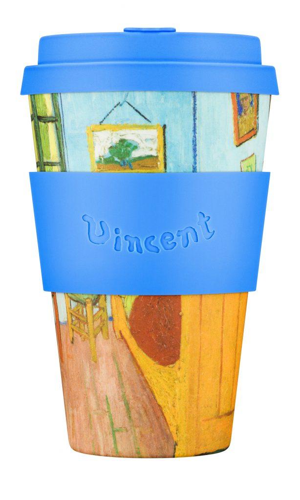 Ecoffee Cup 14oz: Van Gogh Museum, The Bedroom