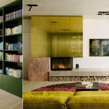 Ester Bruzkus Architekten Designs 'The Green Box'