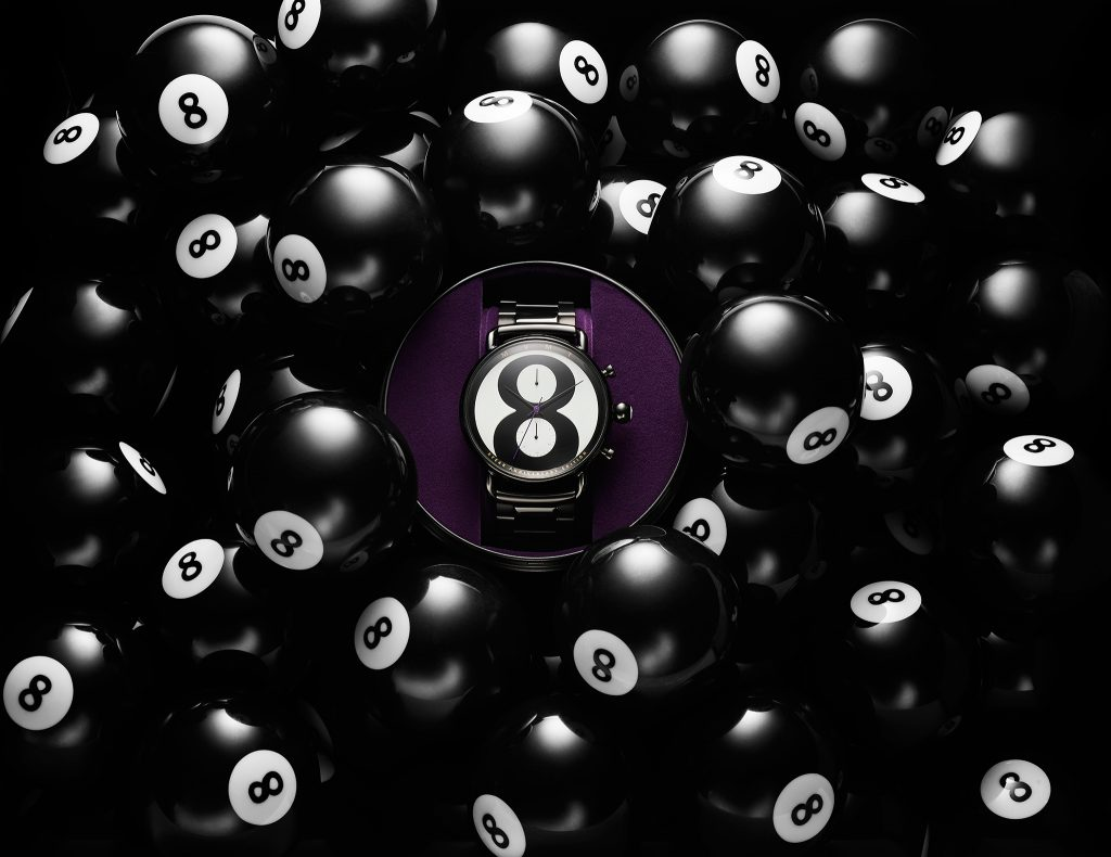 MVMT, a global watch and accessory brand, is celebrating their EIGHTH year anniversary with a commemorative special edition timepiece, the 8th Year Anniversary Edition.