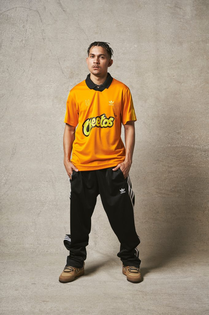 Cheetos x Bad Bunny Collection by Adidas