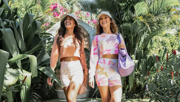 Cupshe, Amazon's Top Selling Swimwear brand launched their first ever athleisure collection, 'Weekends at the Beach House'.
