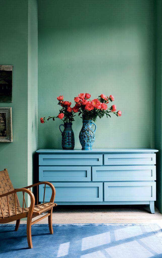 Breakfast Room Green No.81. (Photo: James Merrell)