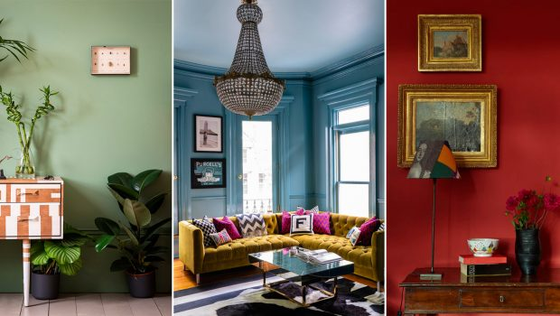 Joa Studholme, Farrow & Ball's color curator, predicts that simple and familiar colors in clever combinations will be experiencing a revival in the home in 2022.