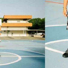 adidas Originals Forum Back to School Sneaker with Bad Bunny