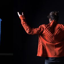 Patronace Activewear and GRDXKN 4D Printing Technology by Bastian Müller