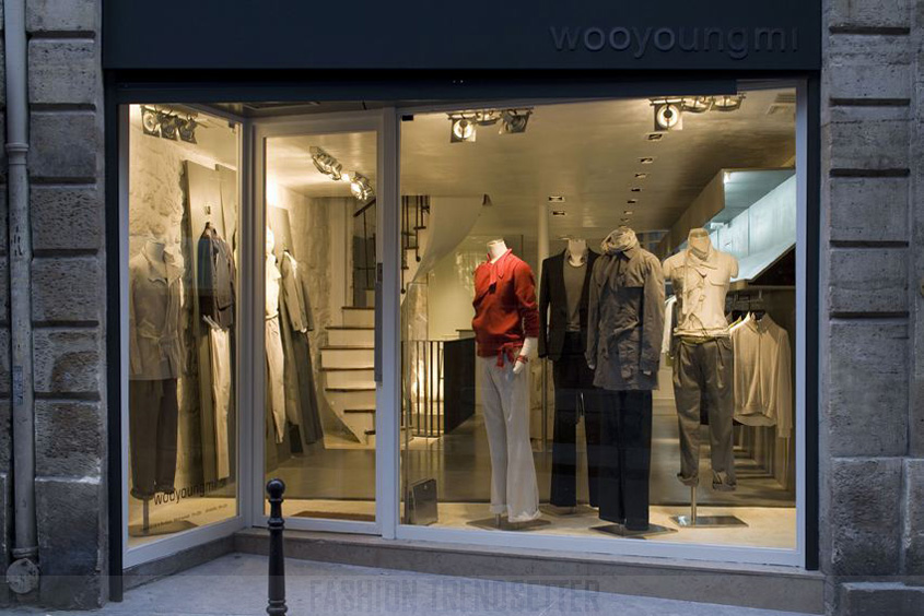 Wooyoungmi Paris Shop | Photography � Nicolas BOREL